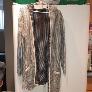 Zara Long Sweater with Pockets